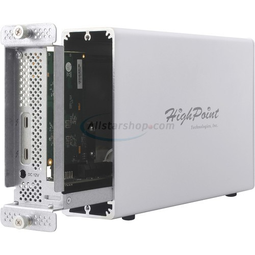 HighPoint RS6661A RocketStor 6661A Thunderbolt 3 to PCIe 3 0 x16