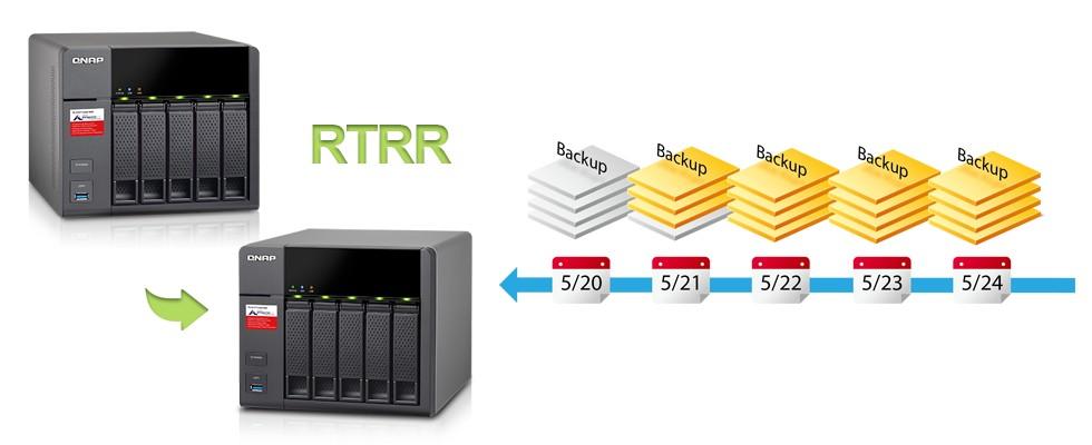 QNAP TS-531P-8G-US 5-bay Network Storage Server - Diskless