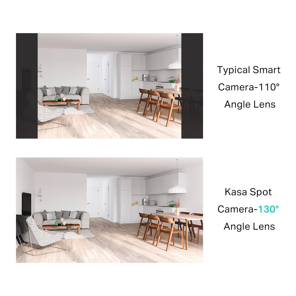 TP-Link Kasa Cam KC100 Indoor Network Camera