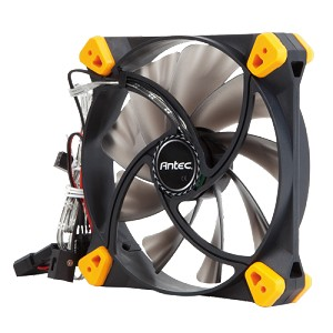 Antec TrueQuiet 120 120mm Case Fan TRUEQUIET120