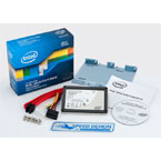 Intel 320 Series 120GB MLC 2.5-inch SATA 3Gb/s SSD Kit (Retail) SSDSA2CW120G3K5